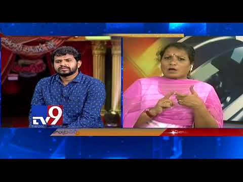 Jabardasth Controversy    Women's groups demand ban    Hyper Aadi    Kathi Mahesh - TV9