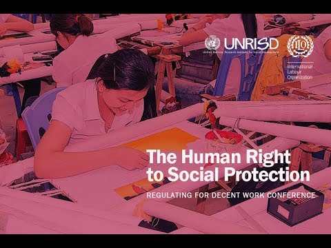 The Human Right to Social Protection