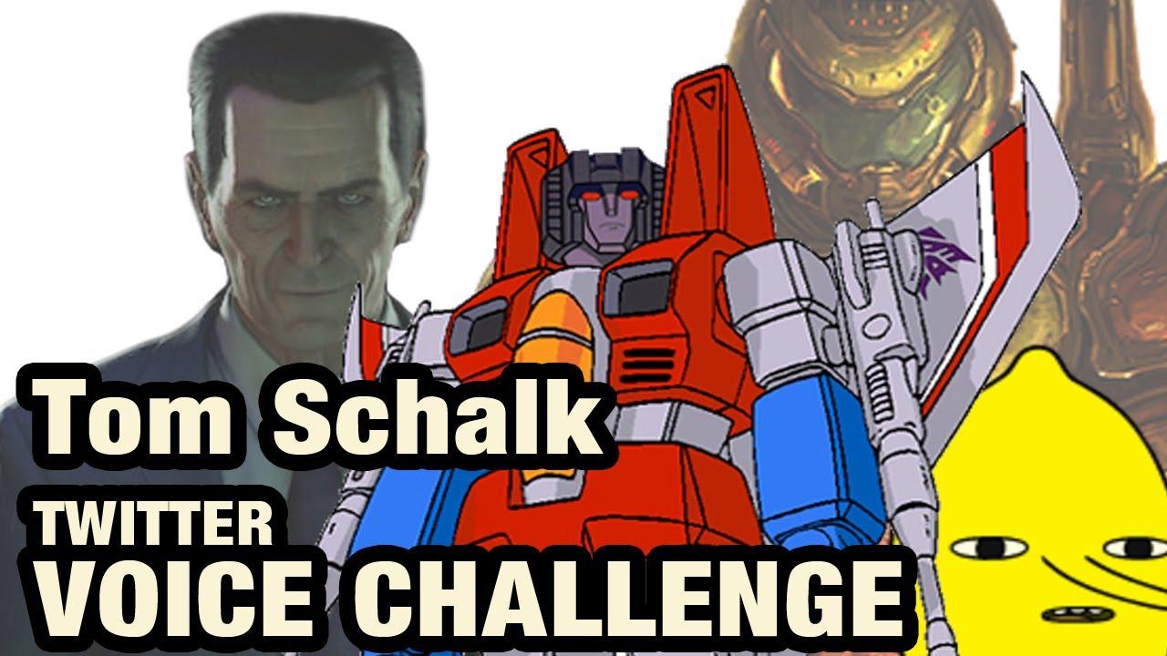 Twitter Voice Over Challenge!