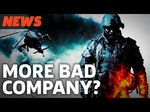 Battlefield: Bad Company 3 Rumors Surface - GS News Roundup