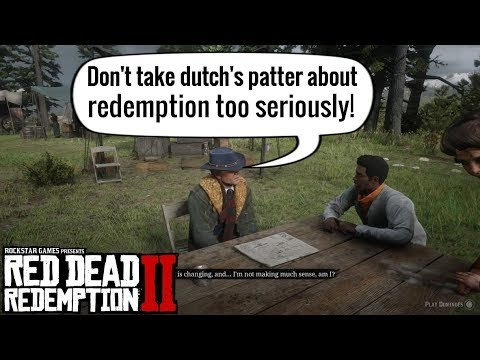 Hosea thinks the Gang is Doomed   Red Dead Redemption 2 thumbnail