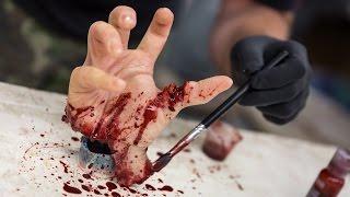 كيفية جعل الدموي اليد دعامة لجميع القديسين!
