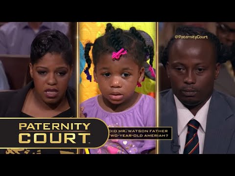 Woman Says Man Needs To Pay Up And Step Up, He Denies Child (Full Episode) | Paternity Court