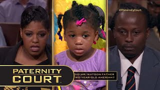 Woman Says Man Needs To Pay Up And Step Up, He Denies Child (Full Episode)   Paternity Court
