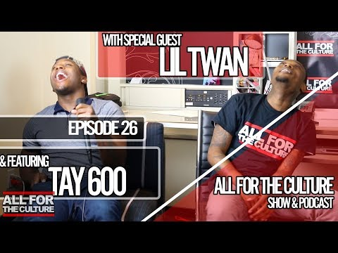 Lil Twan Talks About His Experiences In Southside Chicago & Being Shot in The Foot Few Months Ago