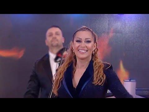 Ceca - Jadna ti je moja moc - Novogodisnji program - (TV Palma Plus 2019)