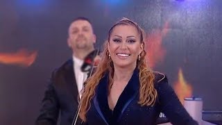 Ceca - Jadna ti je moja moc - Novogodisnji program - (TV Palma Plus 2019)