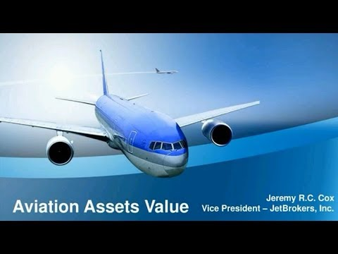 Webinar: Aviation Assets Value Ascertainment, and Management