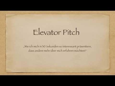 Network Marketing deutsch – Elevator Pitch – Beispiele aus der Praxis für die Praxis