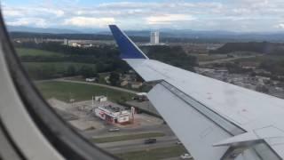 Landing at TYS (Knoxville, TN)