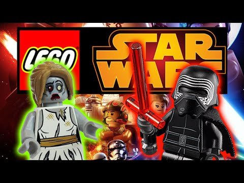 WOW! LEGO STAR WARS ZOMBIES ★ Call of Duty Zombies