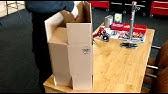 Umzugskarton Falten Ultimative Anleitung Karton Umzugskartons Zusammenbauen Zusammenfalten Youtube