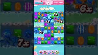 Candy Crush Saga Level 1633 - No Boosters
