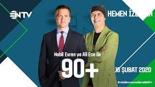 90+ (Galatasaray-Btc Türk Yeni Malatyaspor) 16 Şubat 2020