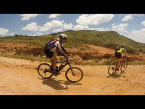 Cycling Madagascar's Central Highlands