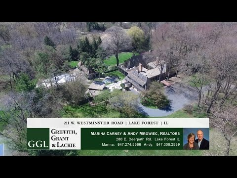 211 W. Westminster Road, Lake Forest, IL -- House for Sale