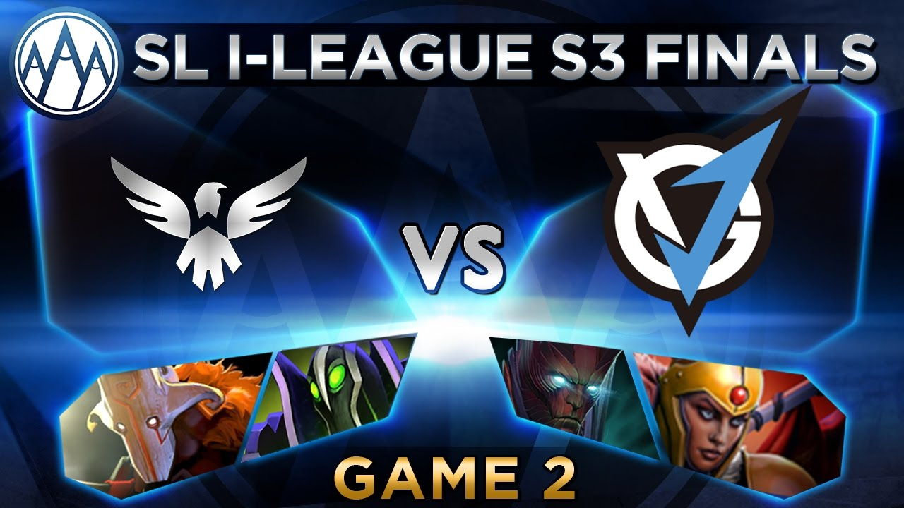 Wings vs VG.J Game 2 - SL i-League StarSeries S3 LAN Finals Group Stage - @Lyrical @Fogged