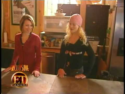 Ross and Alexandra Rebagliati on Entertainment Tonight Canada - December 2006