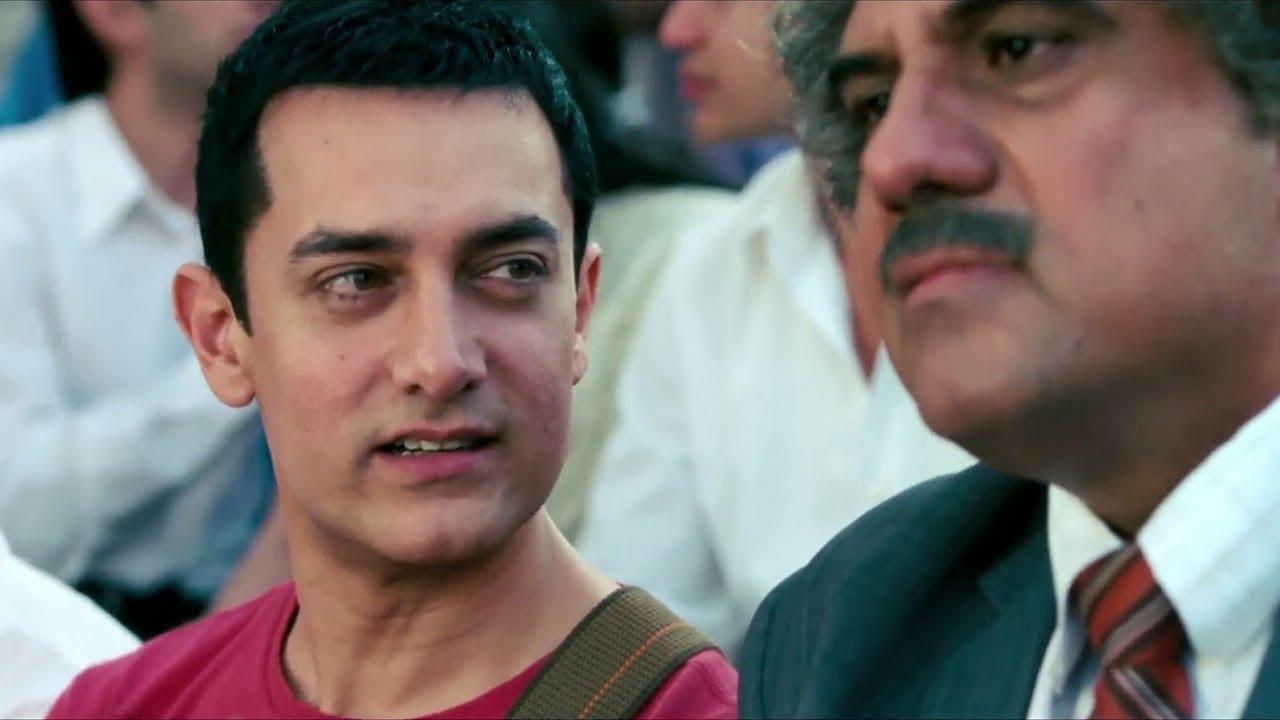 मुझे तो पुरे ग्रेडिंग सिस्टम से प्रॉब्लम है |  आमिर खान - शरमन जोशी - माधवन | 3 Idiots Best Scene