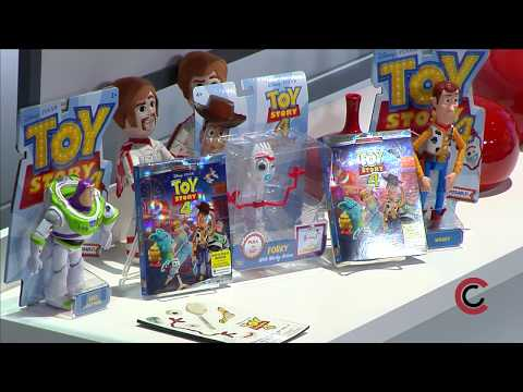 Toy Story 4 - Movie Giveaway - October 11, 2019