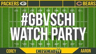 CHTV Packers Watch Party: Packers vs Bears