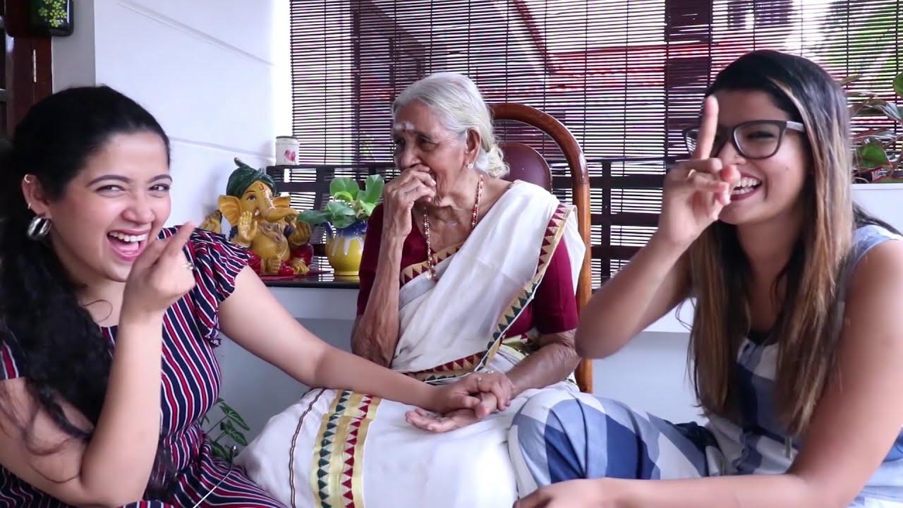 Grandma's Home Coming | AG Vlogs Epi 33 | Amritha suresh | Abhirami Suresh |