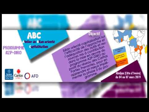 ABC: reportage de Radio Espoir Abidjan, journal 19h30