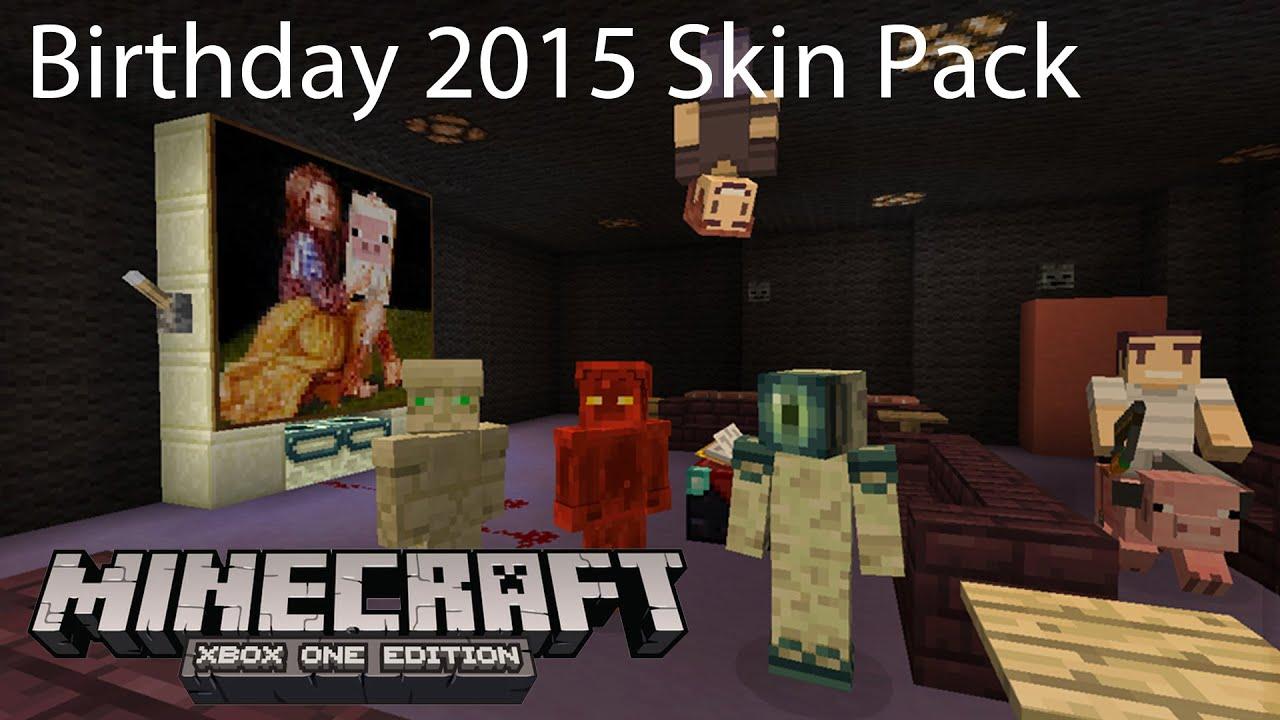 Minecraft Xbox/Playstation | Skin Packs