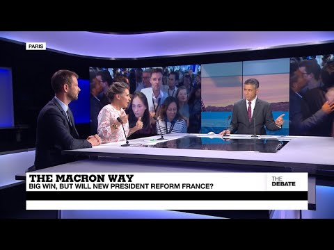 The Macron Way: Big win, but will new president reform France? (part 2)