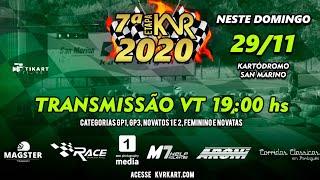 KVR Kart 2020 - 7º Etapa Paulínia