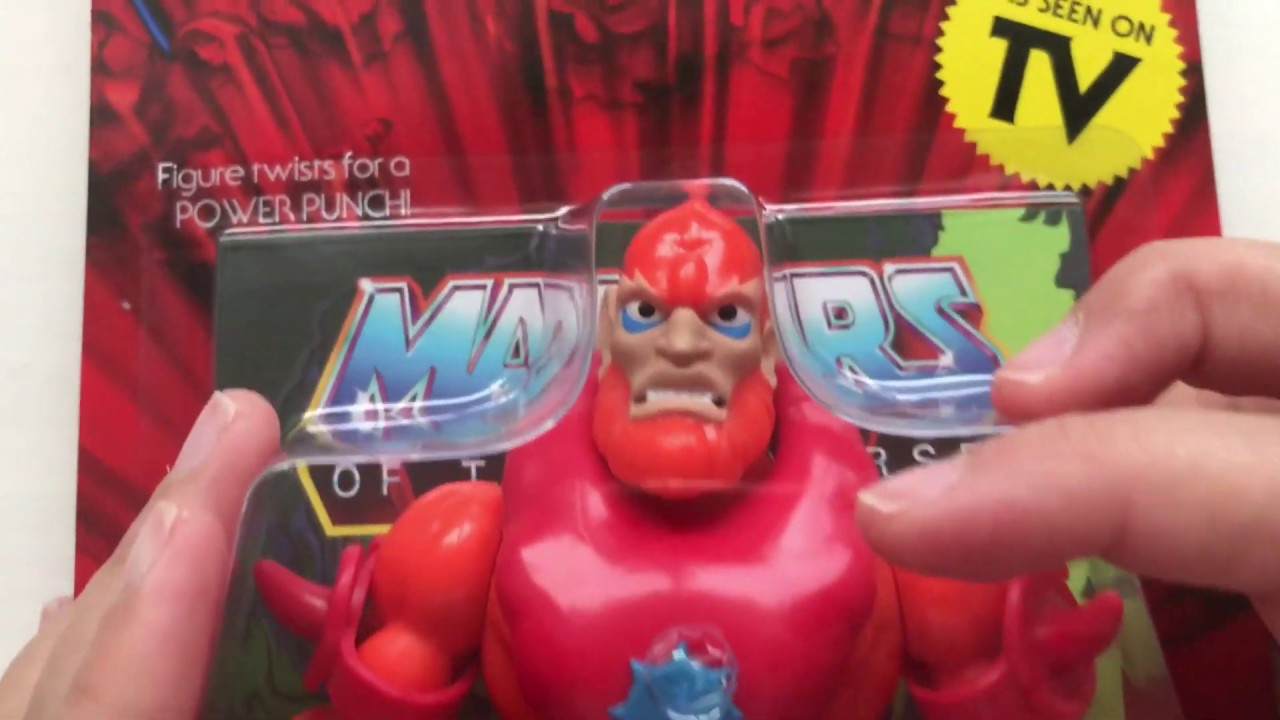 NEO VINTAGE COLLECTION SUPER7 MASTERS OF THE UNIVERSE ROBOT HE-MAN