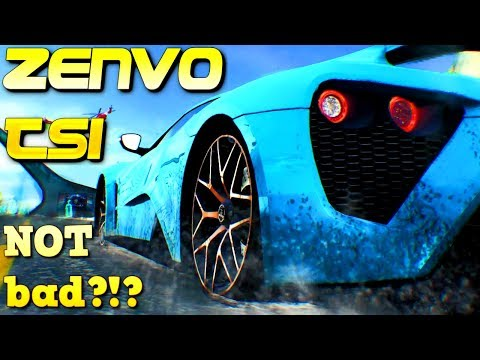 NOT SO BAD AFTER ALL?!? Zenvo TS1 (Rank 1728) Multiplayer in Asphalt 8