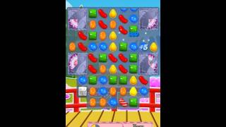 Candy Crush Saga Level 373 iPhone No Boosts