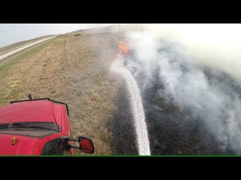 4-13-18 I-70 grass fire