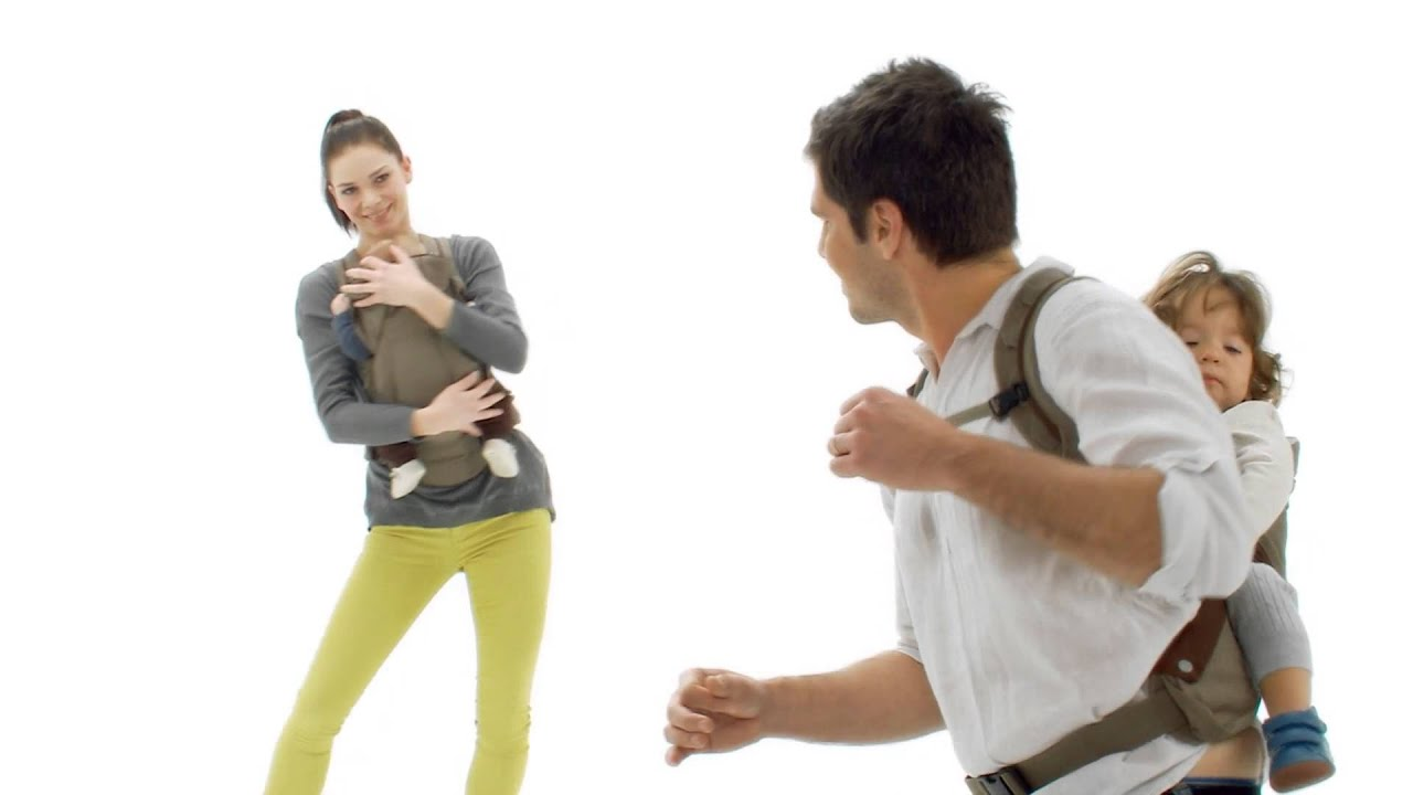 c364fd18b0a2 Stokke® MyCarrier The 3 in 1 baby carrier - YouTube