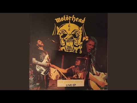 Motorhead - Golden Years EP + St Valentine's Day Massacre EP (VINYL)