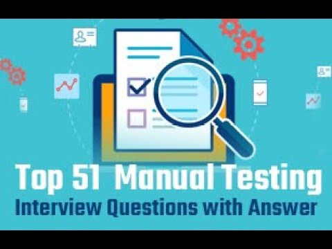 tricky manual testing interview questions