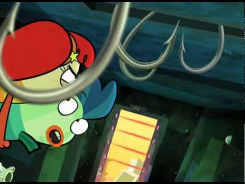 Fish Hooks - Laser   Official Disney Channel Africa