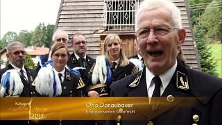 Kulturpreis 2017 Landkreis Passau für Brauchtum Musik Kropfmühl