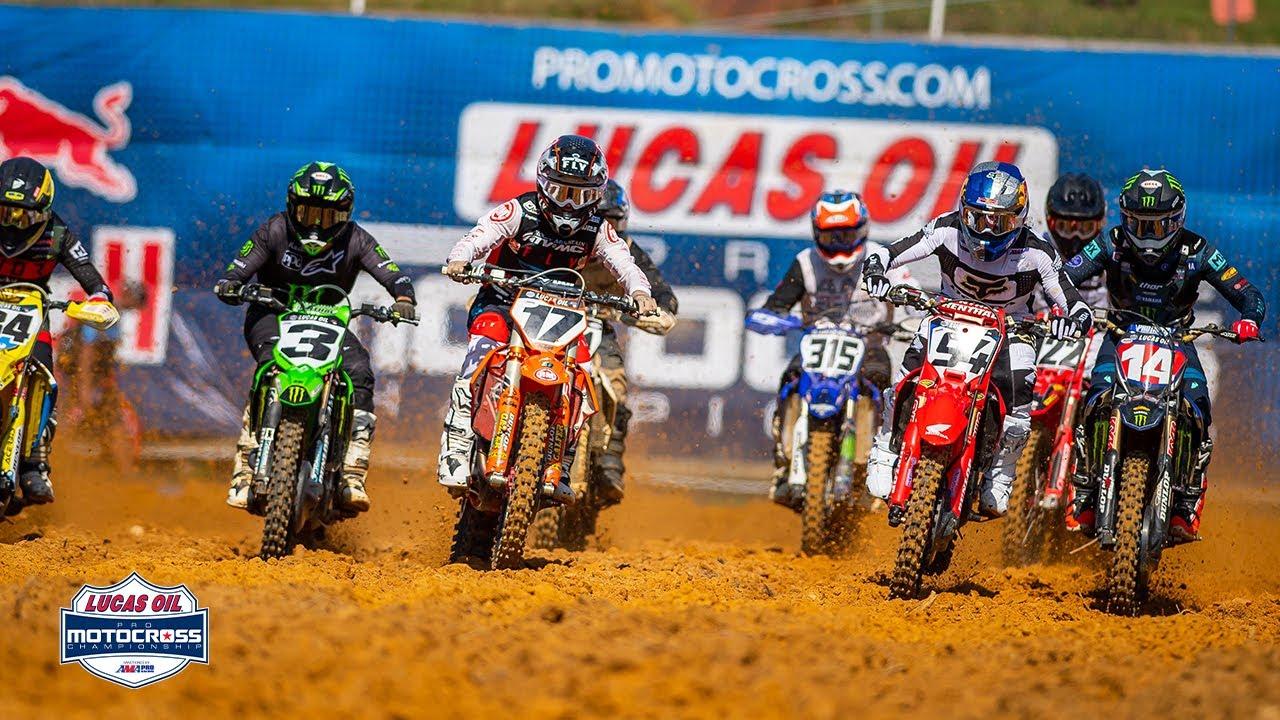 Download 2021 Budds Creek National - Pro Motocross Highlights