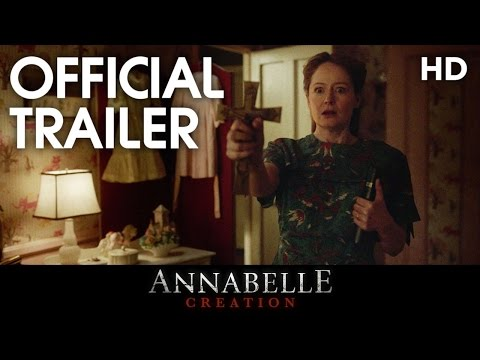 ANNABELLE CREATION | Official Trailer #1 | 2017 [HD]