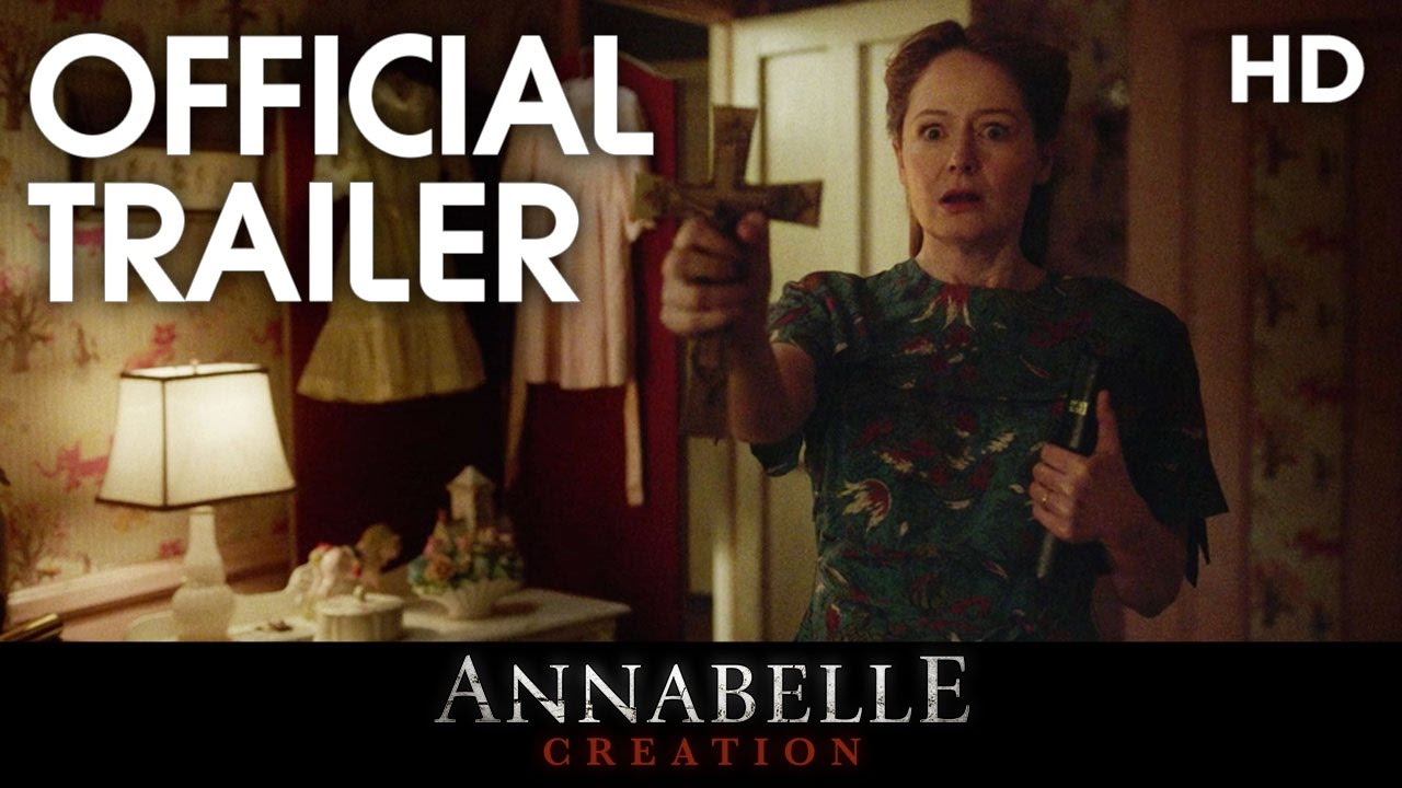 Download ANNABELLE CREATION | Official Trailer #1 | 2017 [HD]