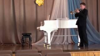 Дж.Гершвин Колыбельная из оперы «Порги и Бесс» («Summertime»)
