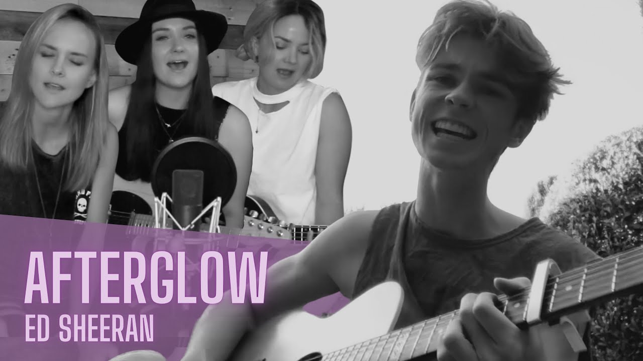 AFTERGLOW - Ed Sheeran (ACOUSTIC COVER by Germein & Ashton Fraser)