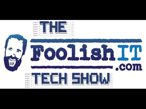 Foolish Tech Show 1603-10 (Michael Rants and Recent News)