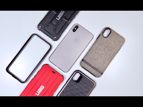 MY FAVORITE IPhone X Cases! + GIVEAWAY!
