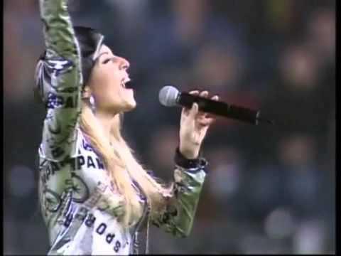 Gisela   Himno Del Barcelona Camp Nou)