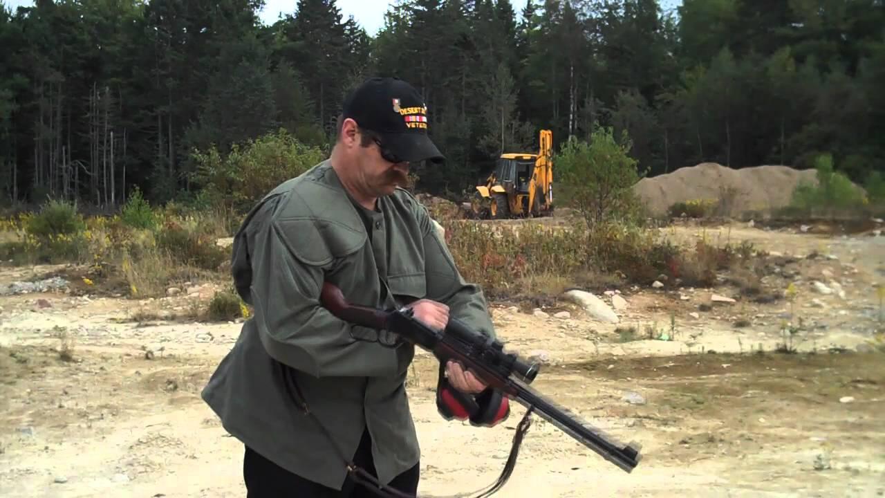 Download Gunsmithing: Scout Scopes on Lever-Action Rifles (Gunworks)