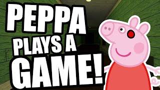 Peppa Plays a Game!