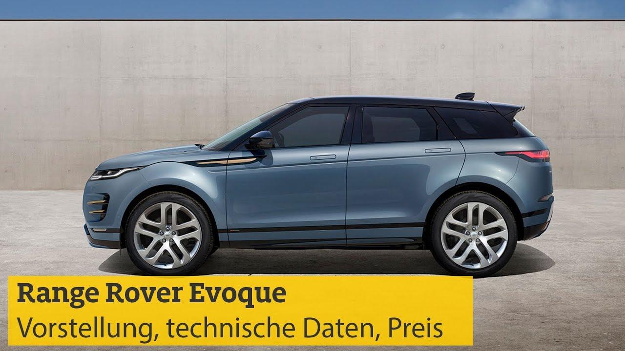 range rover evoque vorstellung technische daten motoren. Black Bedroom Furniture Sets. Home Design Ideas